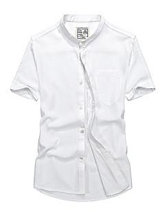 Miesten Kauluspaita vaellukseen Nopea kuivuminen Hengittävä T-paita varten Kalastus Kesä L XL XXL XXXL XXXXL