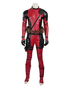 Zentai Drakter Morphsuit Cosplay Kostumer Cosplay Parykker Maskerade Superhelter Batter Soldat/Kriger Trollmann/heks Prins Burlesk/Klovn