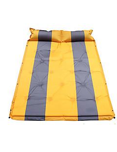 Carro cama colchão de ar duplo (186 * 130 * 3cm) pvc portátil inflável ajustável confortável