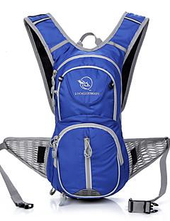 25 L Batohy Cyklistika Backpack batoh Nositelný Žlutá Zelená Červená Černá Tmavě modrá Nebeská modř Fialová Oranžová