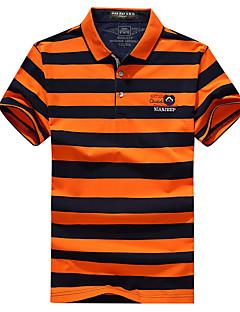 Miesten T-paita vaellukseen Nopea kuivuminen Hengittävä T-paita varten Kalastus Kesä M L XL XXL XXXL