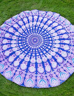 StrandhåndkleReaktivt Trykk Høy kvalitet 100% Polyester Håndkle