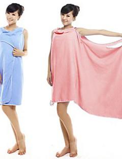 KylpytakkiTukeva Korkealaatuinen 100% mikrokuitu Pyyhe