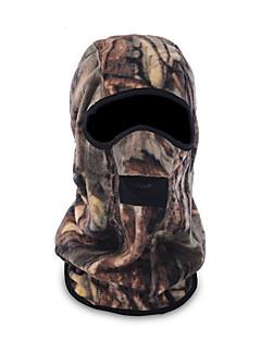 男女兼用 フェイスマスク 狩猟 高通気性 耐久性 春 夏 秋 冬