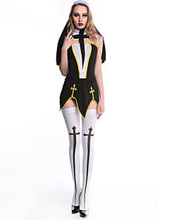 Cosplay Nošnje Kostim za party Karijera kostime Festival/Praznik Halloween kostime Kolaž Haljina Glava RukaviceHalloween Karneval
