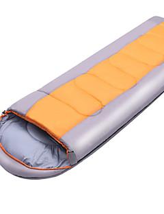 Спальный мешок Прямоугольный Односпальный комплект (Ш 150 x Д 200 см) -35--25 T/C хлопок80 Походы На открытом воздухе Сохраняет тепло