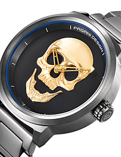 Dame Herre Sportsklokke Militærklokke Selskapsklokke Moteklokke Armbåndsur Unike kreative Watch Hverdagsklokke SwissQuartz Automatisk