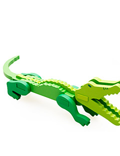 Puzzles Puzzles 3D Blocs de Construction Jouets DIY  Animal Bois Maquette & Jeu de Construction