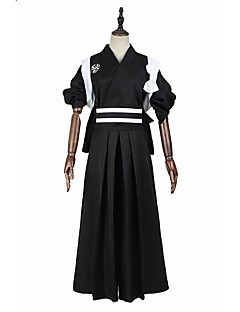 Inspired by Cosplay Cosplay Video Game Cosplay Costumes Cosplay Suits Fashion Short Sleeve Kimono Pants Belt Suspenders