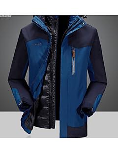남성용 바지 이 외 스키 따뜨하게 유지 방풍 착용 가능한 통기성 모든계절/가을 겨울