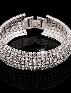 Women's Crystal Costume Jewelry Jewelry For Daily Casual Outdoor