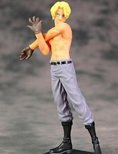 נתוני פעילות אנימה קיבל השראה מ One Piece קוספליי PVC 17 CM צעצועי דגם בובת צעצוע
