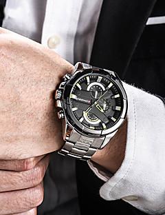 Homens Relógio Esportivo Relógio Militar Relógio Elegante Relógio de Moda Bracele Relógio Único Criativo relógio Relógio Casual Relógio