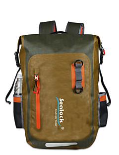 Sealock 25 L Vedenpitävä Dry Bag Vedenkestävä reppu Vedenkestävä varten Pyöräily/Pyörä Sukellus/veneily Ulkoilu