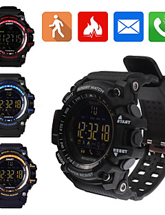 Herrn Sportuhr Militäruhr Kleideruhr Smart Uhr Modeuhr Armbanduhr Einzigartige kreative Uhr Digitaluhr Quartz digital Kalender
