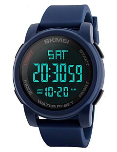 SKMEI Pánské Sportovní hodinky Vojenské hodinky Módní hodinky Náramkové hodinky Digitální hodinky japonština DigitálníLED Kalendář
