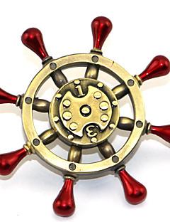 Fidget Spinner に触発さ NARUTO -ナルト- Hokage アニメ系 コスプレアクセサリー 亜鉛合金