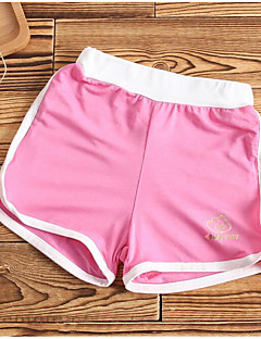 Girls' Solid Shorts Summer