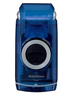 Barbeadores elétricos homens 5v resistente à água / luz à prova d'água e conveniente estilo mini bonito leve lavável ergonomicamente