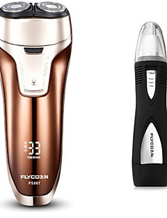 flyco fs867 dispositif de rasage électrique rasoir 100240v lavable