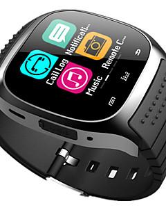 časový majitel m26 bluetooth hodiny smartwatch android nositelná zařízení sociální aplikace / připomenutí hovoru
