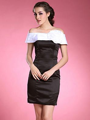 TRILBY - Vestido de Damas em Tafetá e Cetim