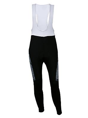 KOOPLUS® Cyklo čapáky se šlemi Pánské Jezdit na kole Prodyšné / Zahřívací / Rychleschnoucí / Nositelný / Reflexní pásky / 3D Pad