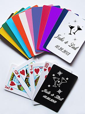 Gepersonaliseerde speelkaarten - Goblet (meer kleuren)