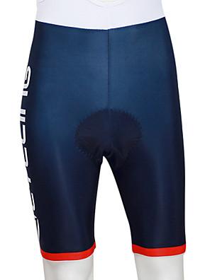 KOOPLUS® Bermudas Acolchoadas Para Ciclismo Homens Moto Respirável / Vestível / Tiras Refletoras / Tapete 4D / Tapete 3DShorts / Shorts