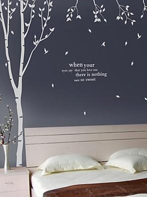szavak és idézetek falimatrica házirendet mosható fal matricák