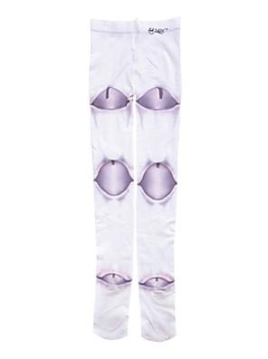 Joint Skeleton velet Gothic Lolita Stockings