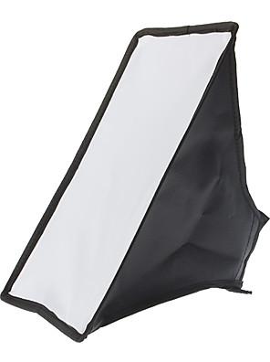 20x30 Universele Folding Camera Speedlight Softbox (Zwart)