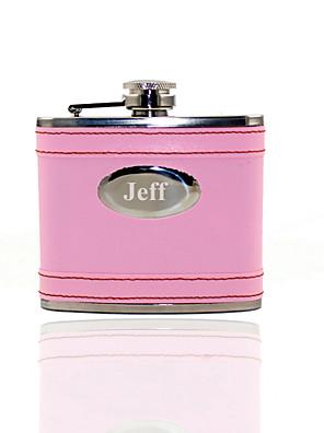 Menyasszony / Koszorúslány Ajándékok Darab / Set Flaska Glam / Klasszikus Esküvő / Évforduló / Születésnap Rozsamentes acélSzemélyre