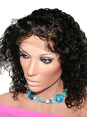 12 «Indien dentelle de cheveux humains de Remy Front Wigs