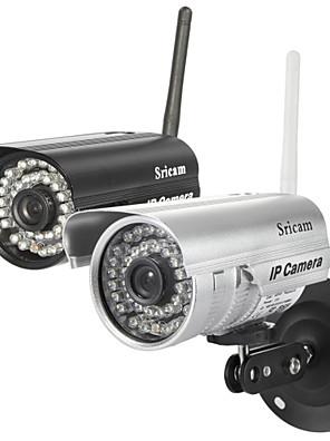 Sricam® Kabellose, wasserdichte Outdoor IR-IP-Kamera mit gratis P2P