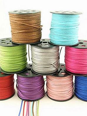 100cm וינטג צבעים Shinning Gimp ChainsDIY (מחשב 1)