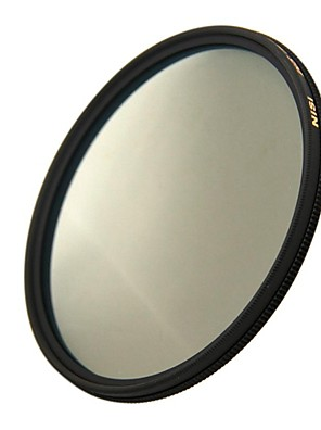 nisi® 77mm pro mc cpl multi-coated circulaire polarisator lensfilter