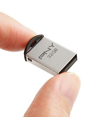 PNY m2 mini 32gb usb2.0 flash drive