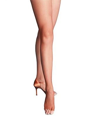 Dancewear Nylon And Spandex Mesh Stockings for Women
