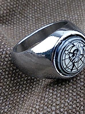 Šperky Inspirovaný Fullmetal Alchemist Cosplay Anime Cosplay Doplňky kroužek Niebieski Pánský / Dámský