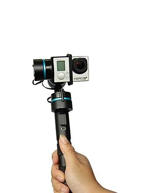 המצלמה Feiyu פ.י.-G3 ללא מברשות ידית 3 ציר אולטרה GOPRO יציב gimbal הר לGOPRO