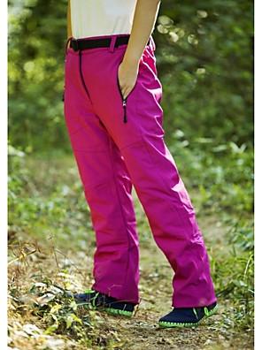Dámské Kalhoty Lyže / Snowboard / Sněhové sporty Voděodolný / Zahřívací / Větruvzdorné / Tepelná izolace / Odolné vůči dešti ZimaS / M /