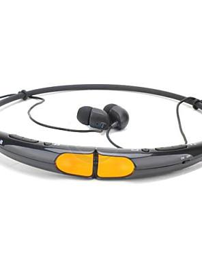 אוזניות bluetooth צווארון 4.0 עם אלחוטי סטריאו ספורט מיקרופון לטלפונים
