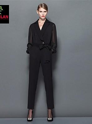 yimilan® dámská jaře 2015 nový módní elegantní siamská kalhoty