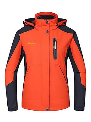 Mulheres Jaquetas de Esqui/Snowboard / Jaqueta Esqui / Acampar e Caminhar / Alpinismo / Esportes de NeveImpermeável / Respirável /