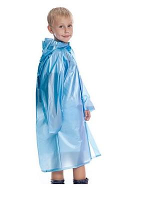 Trilha Casaco Impermiável Crianças Á Prova-de-Chuva / Vestível / Resistente ao Choque / Reduz a Irritação Primavera / Verão / Outono PVCM
