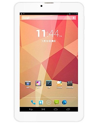 "sanshuai 7 ""wifi / 3g tablet pc android 4.2 dual core dual sim"