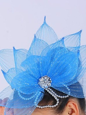 כיסויי ראש בגדי ריקוד נשים פלסטיק 15cm