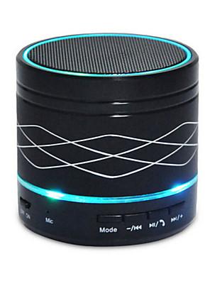동적 모바일 컴퓨터 무선 블루투스 스테레오 서브 우퍼 타오르는 화려한 LED 조명