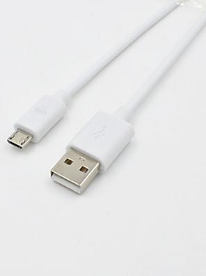 usb han til micro USB han kabel data sync og opladning kabel til Samsung htc Android-enheder (1 m 3 fod)